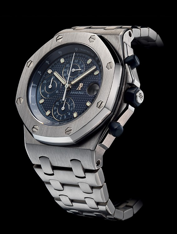 1993. The First Royal Oak Offshore Wristwatch.